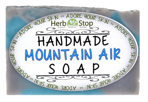 Mountain Air Soap Front