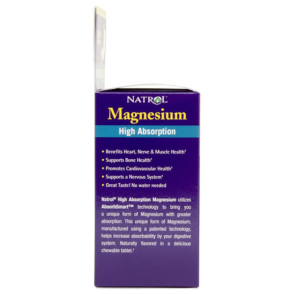 Natrol Magnesium Chewable