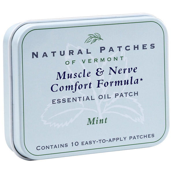 Natural Patches of Vermont Muscle & Nerve Comfort Formula