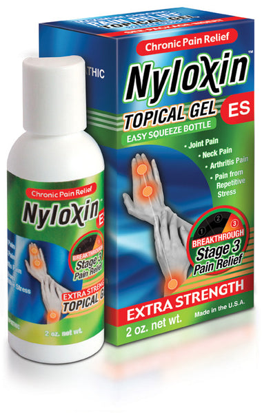 Nyloxin Topical Gel - Extra Strength (ES)