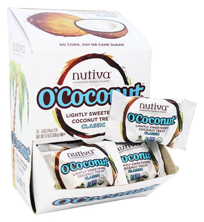 O'Coconut Treat by Nutiva