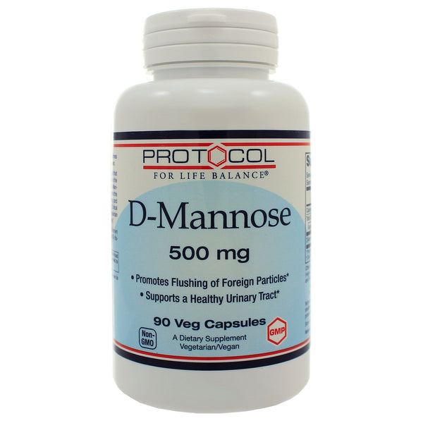 Protocol For Life Balance D-Mannose 500mg