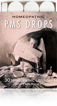 PMS Drops by Historical Remedies