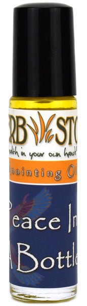 Peace In A Bottle Anointing Oil Roll-On