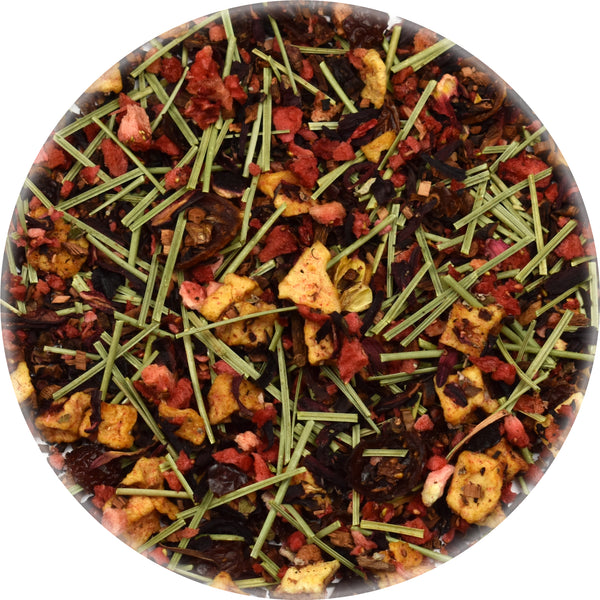Pine-Strawberry Forest Tea Bulk Loose Herbs