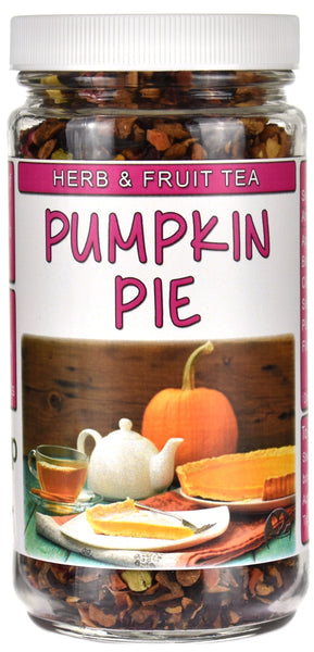 Pumpkin Pie Herb & Fruit Tea Jar
