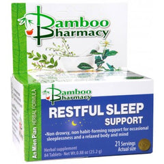 An Mien Pian Tablets Restful Sleep Support Herb Stop Arizona S Herbal Store