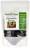 Organic Schisandra Berries Bulk Bag