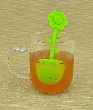 Potted Plant Silicone Tea Infuser