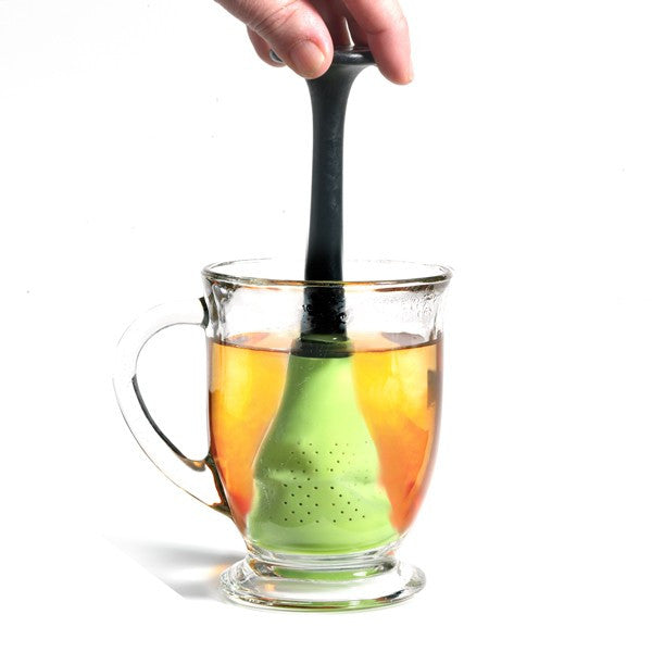 Green Silicone Tea Infuser