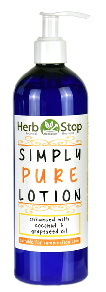 Simply Pure Lotion 16 oz Bottle