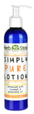 Simply Pure Lotion 8 oz Bottle
