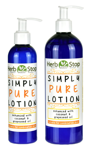 Simply Pure Lotion Bottles