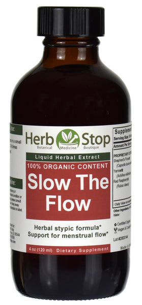Slow The Flow Extract 4oz