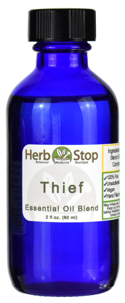 Thief Essential Oil Blend 2 oz
