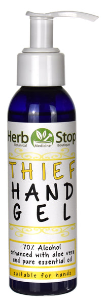 Thief Hand Gel 4 oz Bottle
