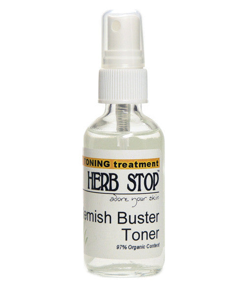Alpha Hydroxy Astringent Toner - Glass Spray Bottle - 2oz