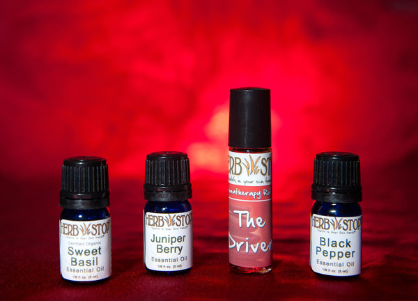 Aries The Driven Essential Oil Kit