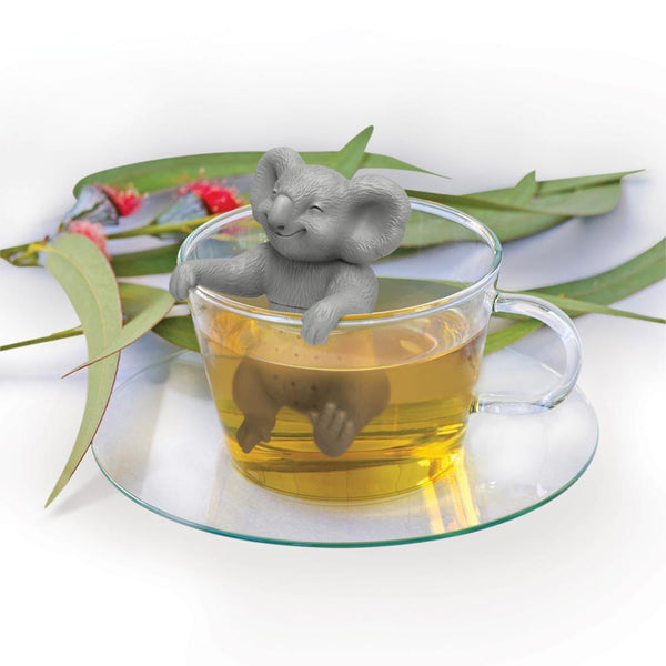Koala Tea Fred Infuser in cup