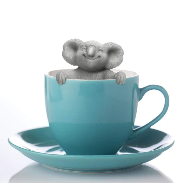 Koala-Tea Fred Infuser in a cup