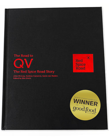 The Red Spice Road Story Cookbook (Hardcover)