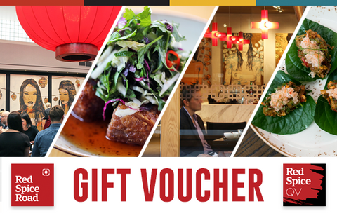 Red Spice Road digital gift voucher