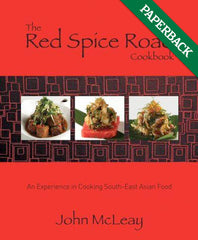 Red Spice Road Cookbook (Paperback)
