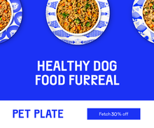 Load image into Gallery viewer, Pet Plate Dog Food as seen on TV