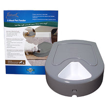 Load image into Gallery viewer, Eatwell (TM) 5-Meal Pet Feeder by PetSafe (R) for Cats and Dogs
