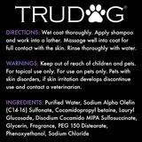 Load image into Gallery viewer, TruDog Bathe Me Refreshing Shampoo for Dogs- 8 oz.