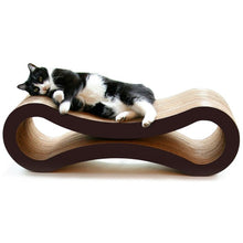 Load image into Gallery viewer, Daniela Ultimate Cat Scratcher Lounge & Bed