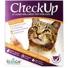 Load image into Gallery viewer, CheckUp At Home Wellness Test for Cats