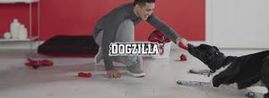 Dogzilla Monster Tug Dog Toy