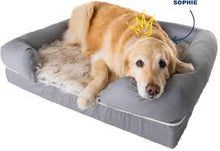 Load image into Gallery viewer, Paw Memory Foam Orthopedic Beds