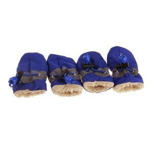 Soft-Soled Dog Shoes