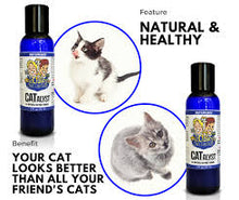 Load image into Gallery viewer, All natural Cat wellness products