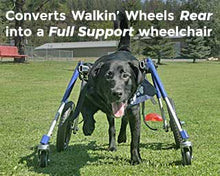 Load image into Gallery viewer, Adjustable Dog Wheelchairs