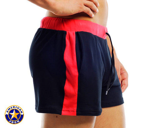 A J FIT Warm-Up Short