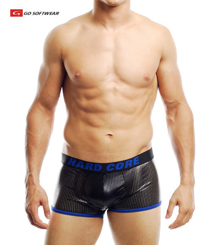HARD CORE THROB Sq-Cut Brief