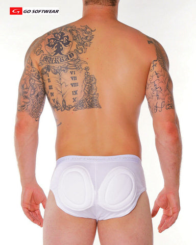 Super Padded Butt Brief (As featured in The New York Times)