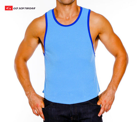 POP VOLT Scoop Tank Top
