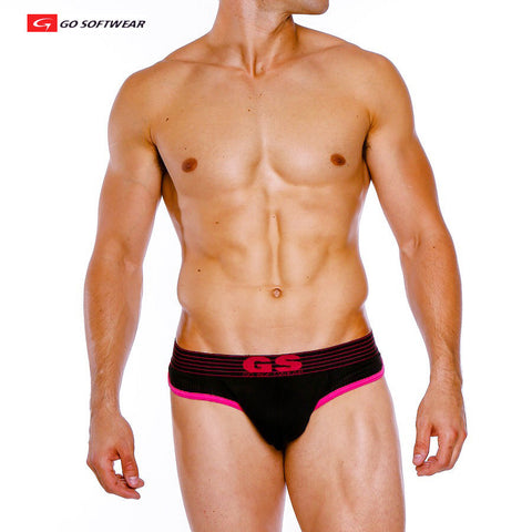 POP VOLT Athletic Brief