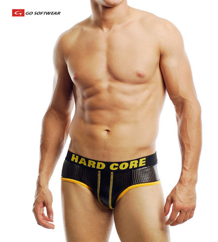 HARD CORE THROB Full-Cut Brief