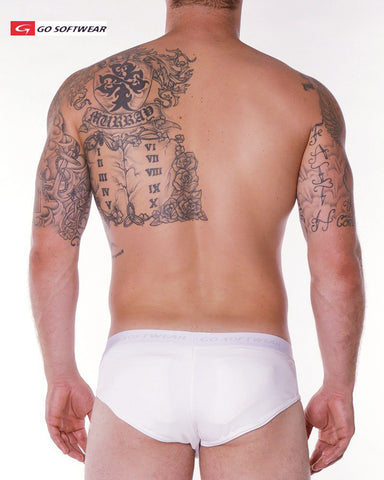 Male Enhancer Double Padded Butt Brief