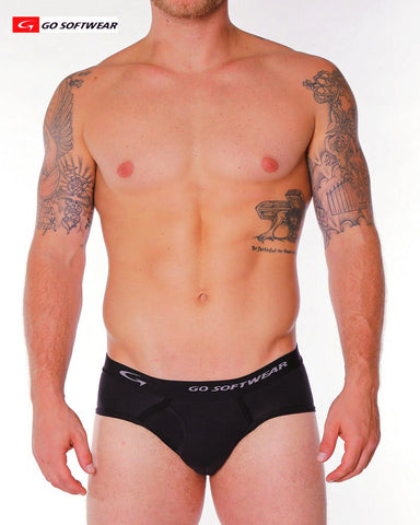 Super Padded Front Pouch Brief