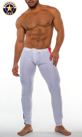 A J Sports Warm-Up Tights