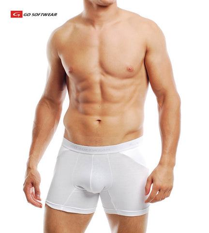 Male Enhancer Double Padded Butt Boxer Brief