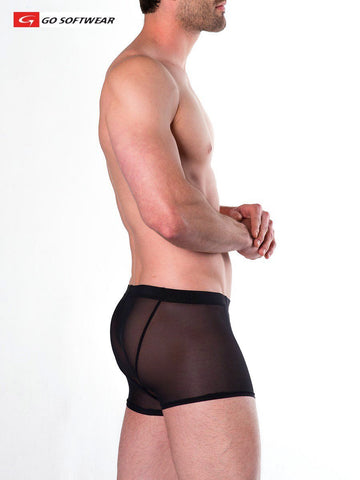 4 PLAY Mesh Boxer Brief