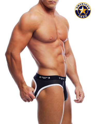"A J Action Mesh ""Uncovered"" Brief"