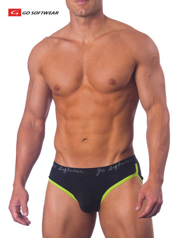 POP Midnight Athletic Brief